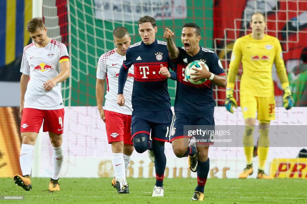 RB Leipzig v Bayern Muenchen - DFB Cup