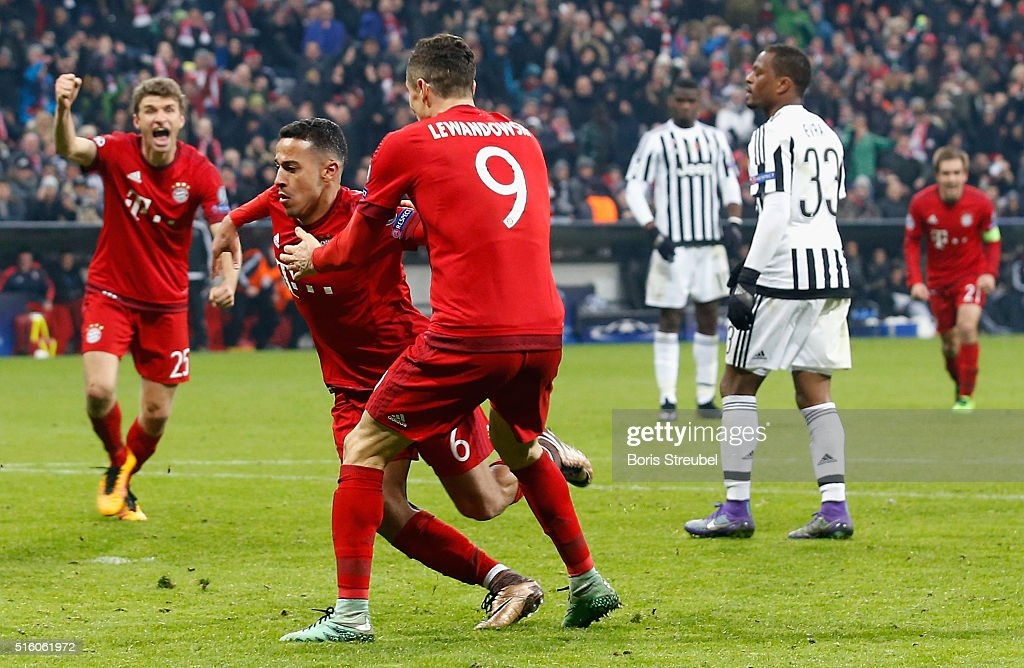 FC Bayern Muenchen v Juventus - UEFA Champions League Round of 16: Second Leg : News Photo
