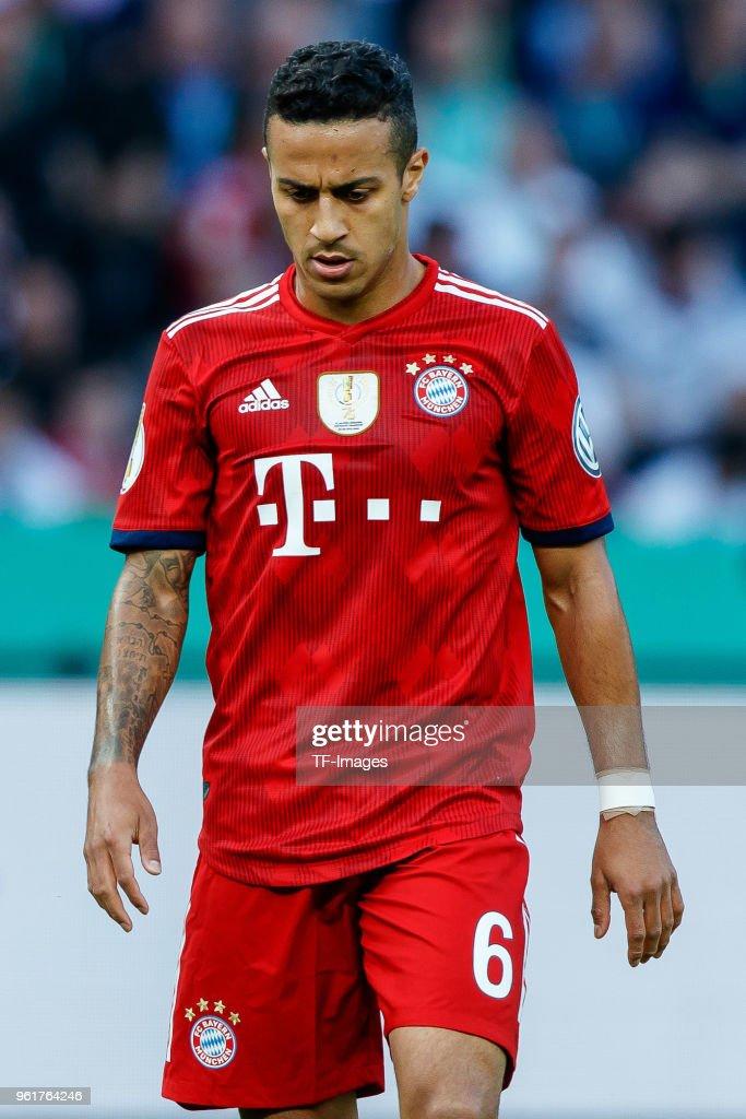 Bayern Muenchen v Eintracht Frankfurt - DFB Cup Final : News Photo