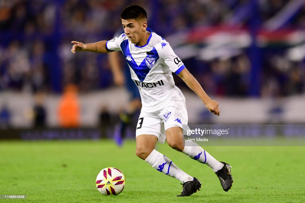 Velez Sarsfield v Boca Juniors - Copa de la Superliga 2019 : News Photo