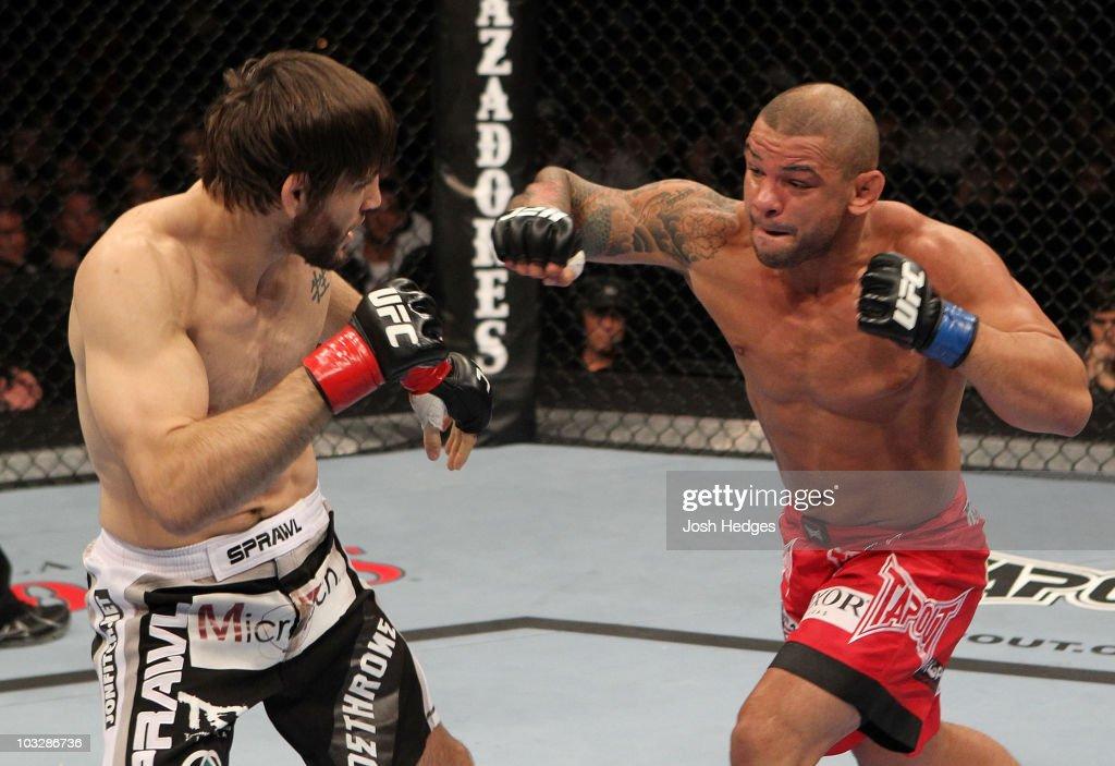 UFC 117: Silva v Sonnen