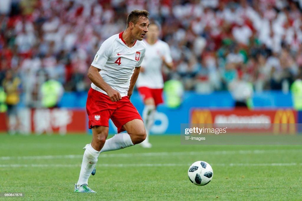 Poland v Senegal: Group H - 2018 FIFA World Cup Russia : Fotografia de notícias