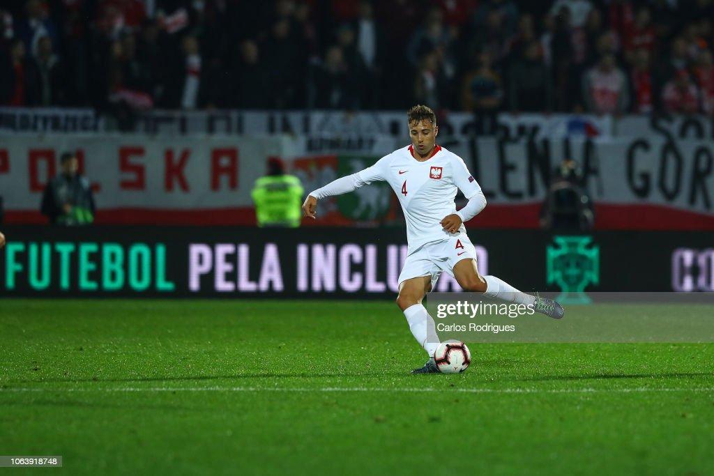 Portugal v Poland - UEFA Nations League A : News Photo