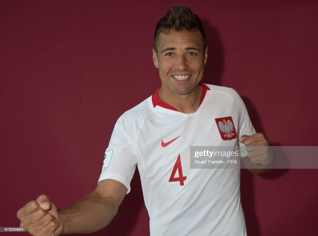Poland Portraits - 2018 FIFA World Cup Russia : News Photo