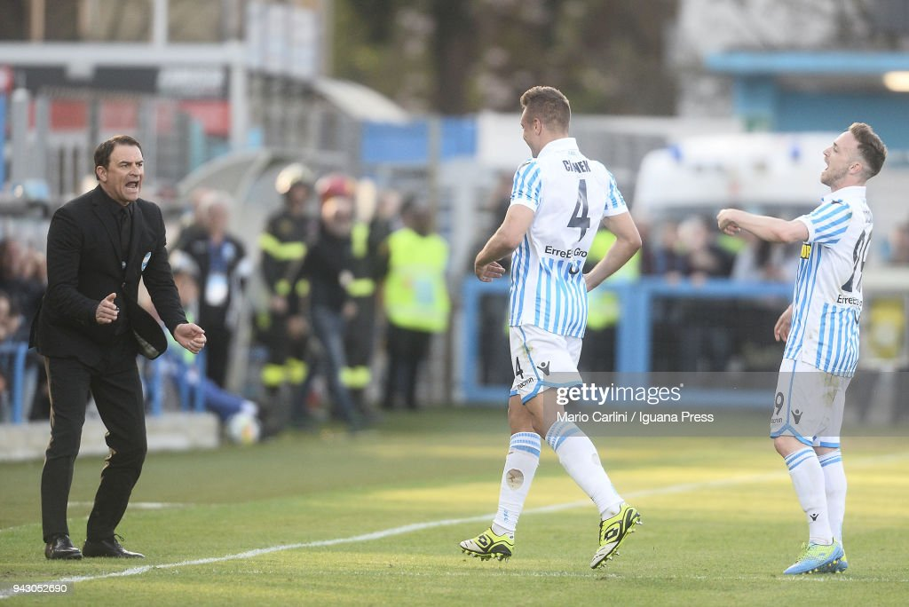 Spal v Atalanta BC - Serie A : Foto di attualità