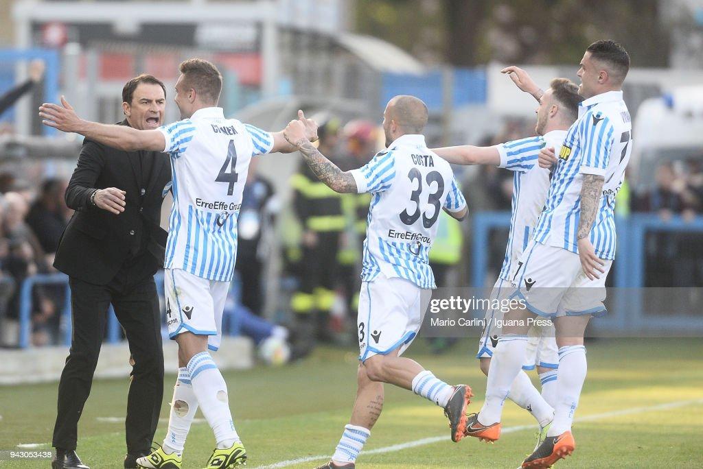 Spal v Atalanta BC - Serie A : News Photo