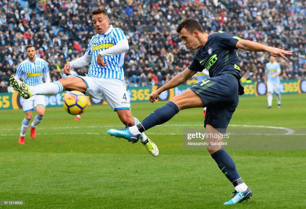 Spal v FC Internazionale - Serie A : News Photo