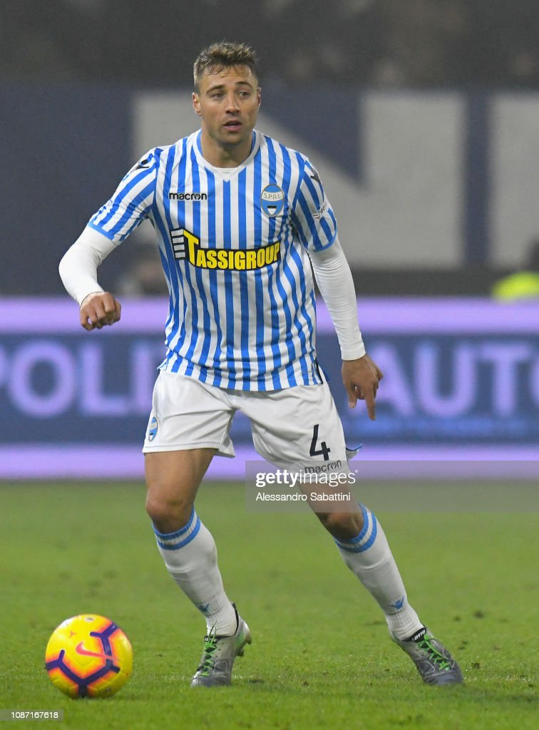 Spal v Udinese - Serie A : News Photo