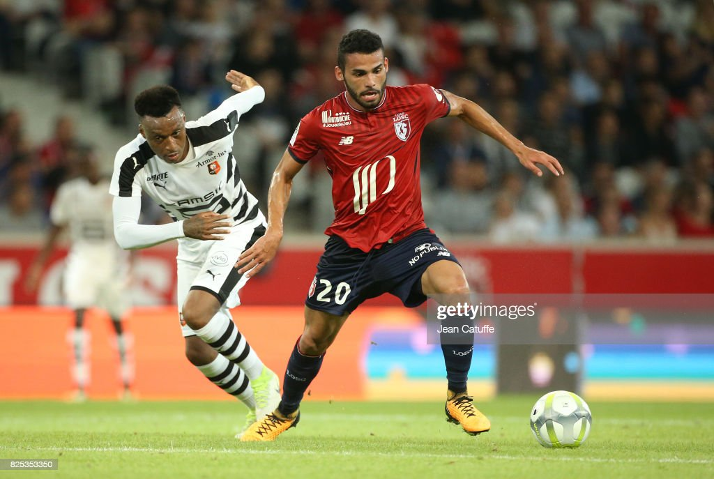 Lille OSO v Stade Rennais FC - Pre Season Friendly