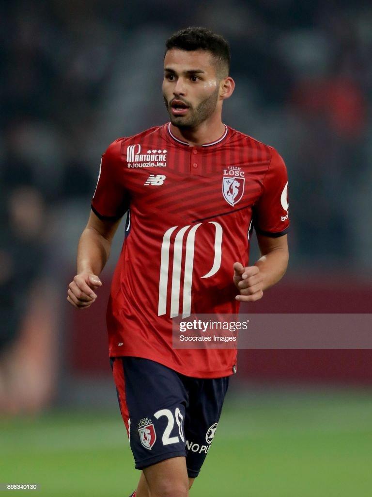 Lille OSC v Olympique Marseille  - Ligue 1