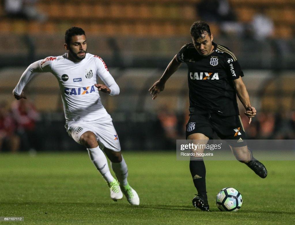 Santos v Ponte Preta - Brasileirao Series A 2017