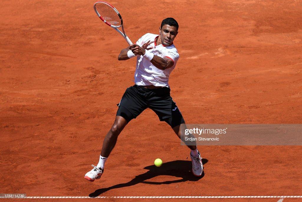 Belgrade Open - ATP 250 Tournament : News Photo