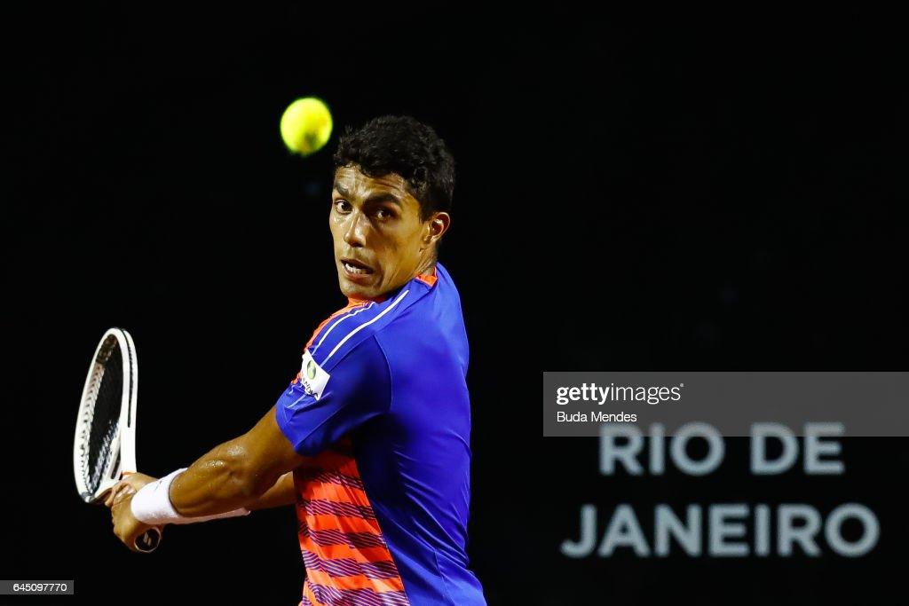 Rio Open 2017 - Day 5 : News Photo