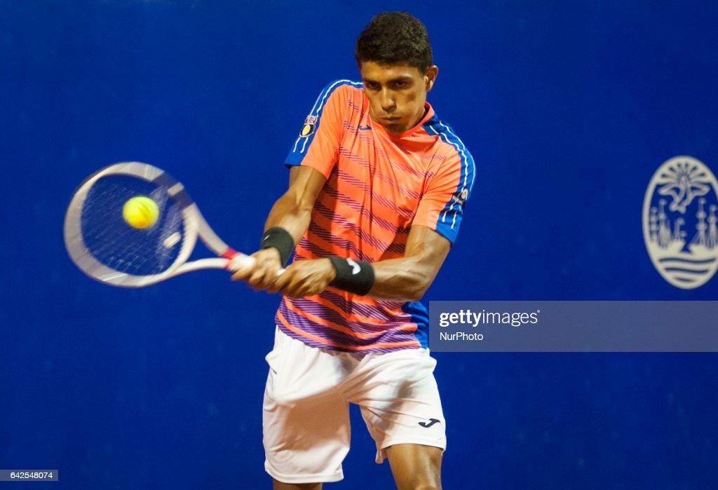 Carlos Berlocq v Thiago Monteiro - Argentina Open ATP