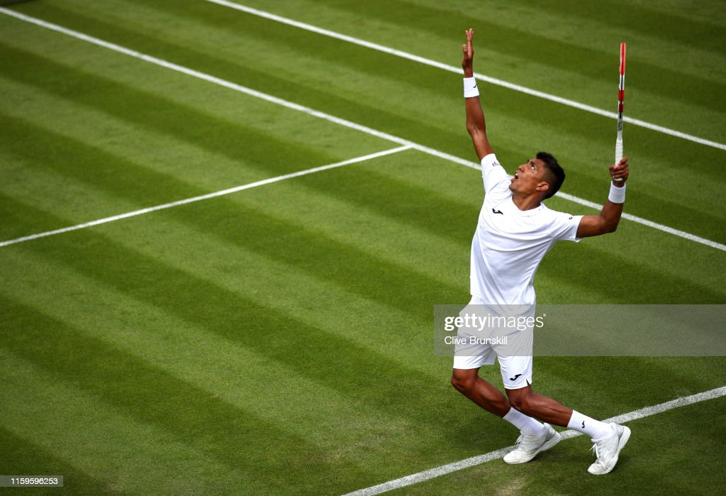 Day Two: The Championships - Wimbledon 2019 : ニュース写真