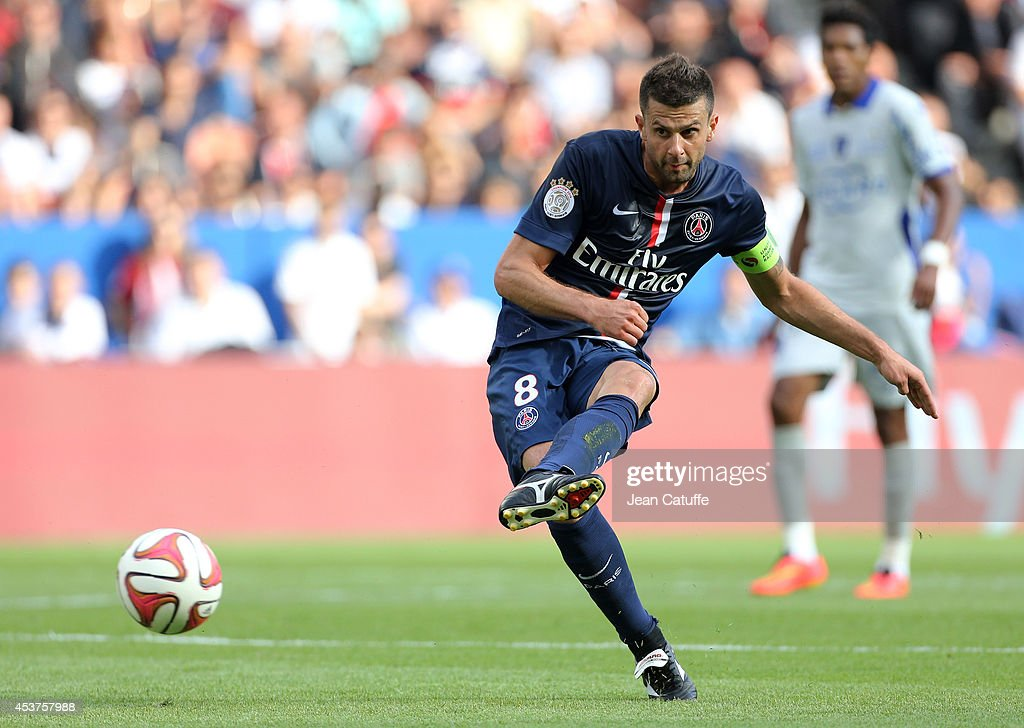 Paris Saint-Germain FC v SC Bastia- Ligue 1 : ニュース写真