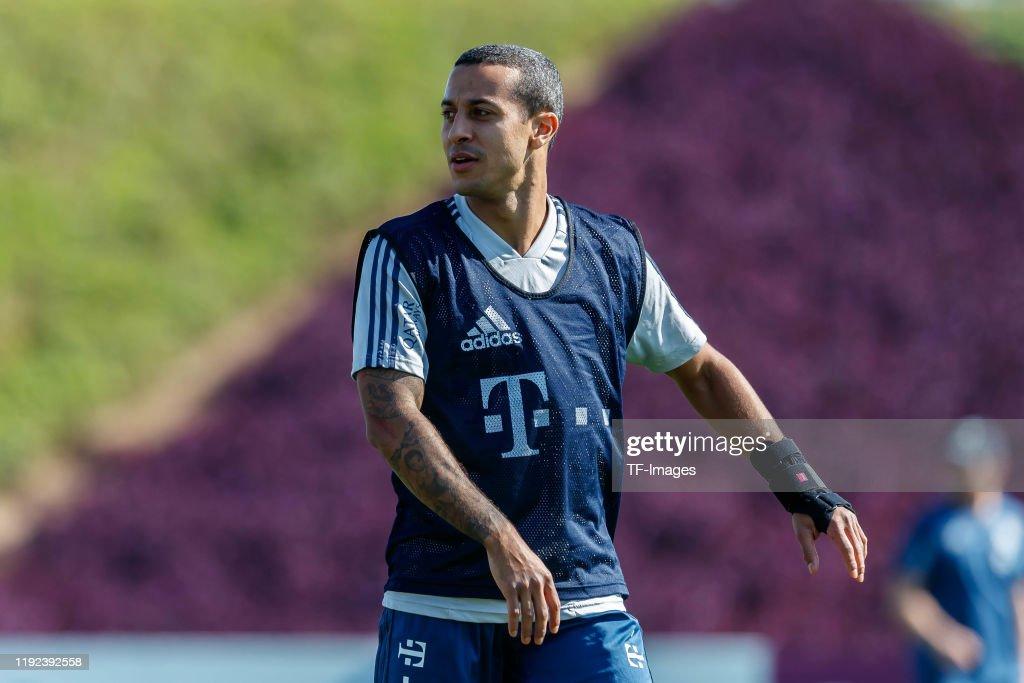 FC Bayern Muenchen Doha Training Camp - Day 3 : News Photo