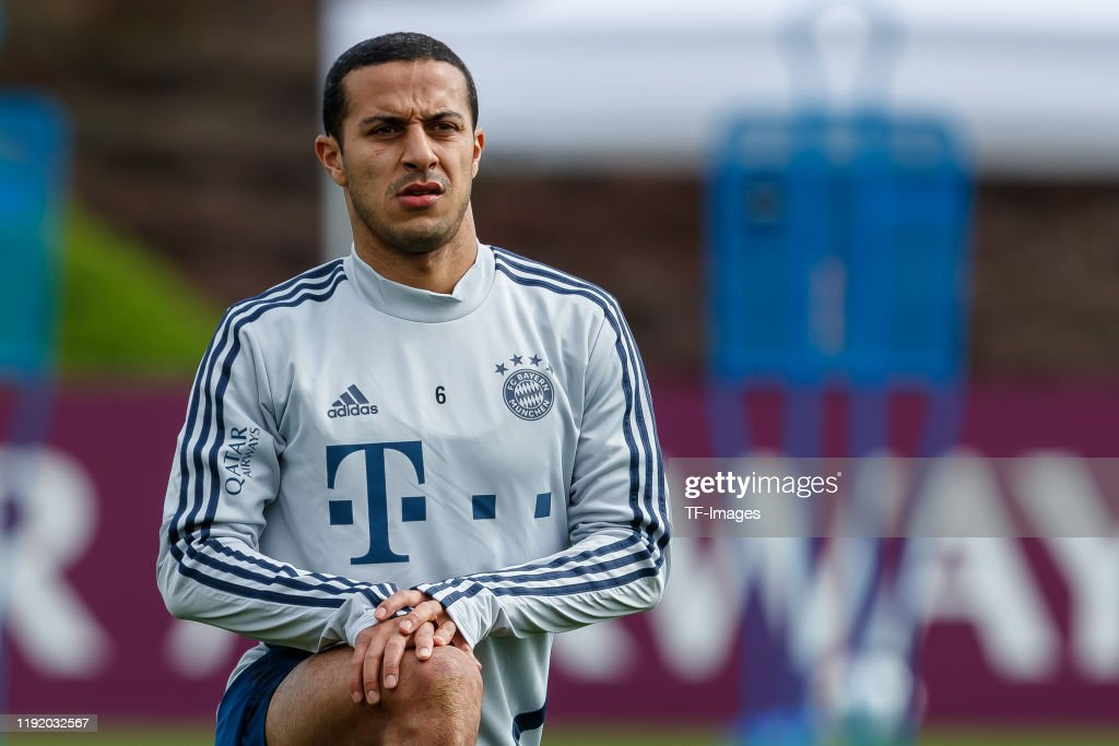 FC Bayern Muenchen Doha Training Camp - Day 2 : News Photo
