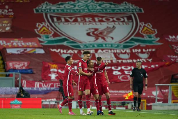 GBR: Liverpool v Southampton - Premier League