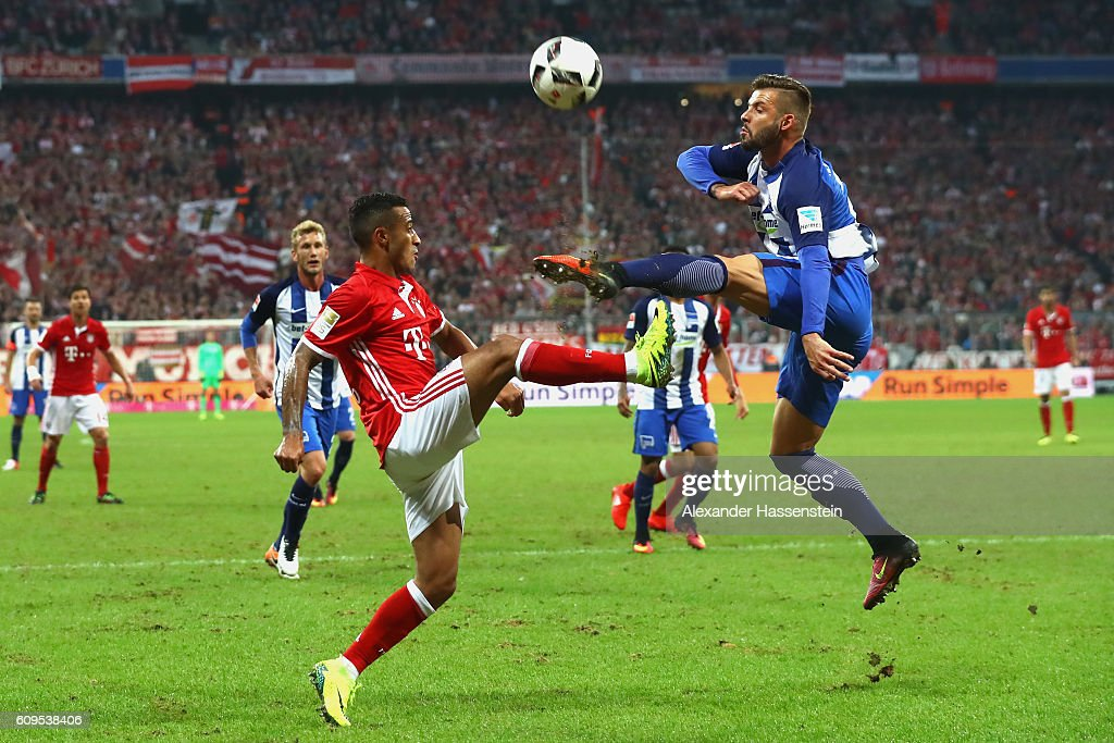 Bayern Muenchen v Hertha BSC - Bundesliga
