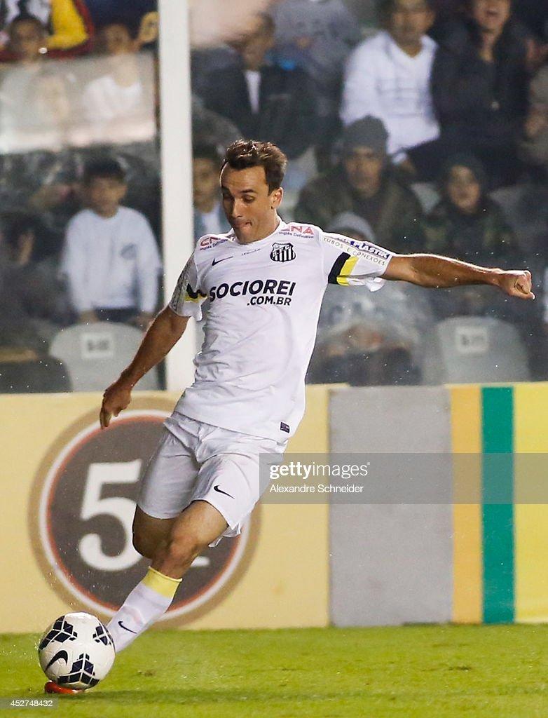 Santos v Chapecoense - Brasileirao Series A 2014