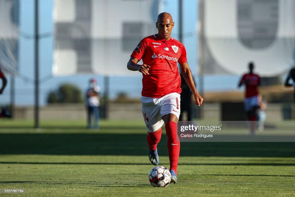 CD Santa Clara v Vitoria SC - Liga NOS : ニュース写真