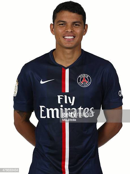 Thiago SILVA Portrait Officiel Paris Saint Germain Gavelle / PSG / Icon Sport/MB Media