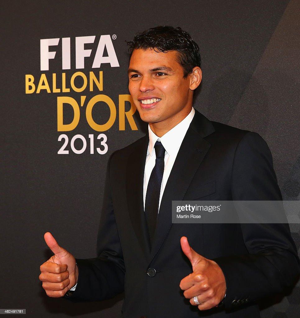 FIFA Ballon d'Or Gala 2013 : News Photo