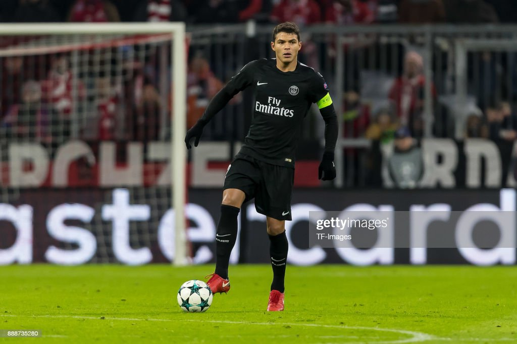 Bayern Muenchen v Paris Saint-Germain - UEFA Champions League : ニュース写真