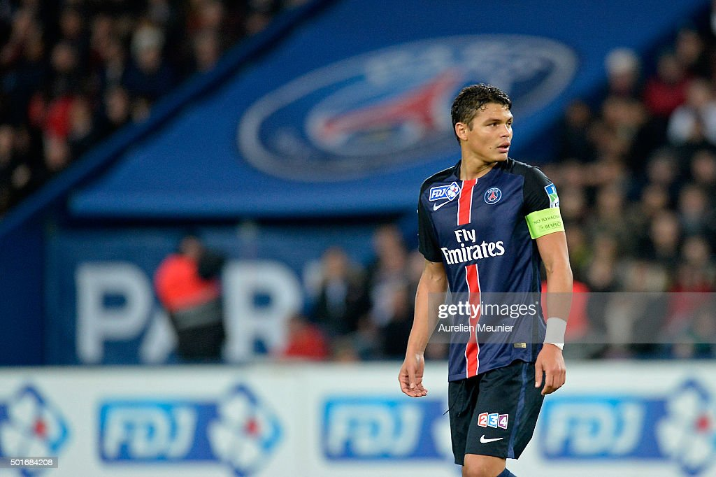 Paris Saint-Germain v AS Saint Etienne - French League Cup - At Parc Des Princes : News Photo