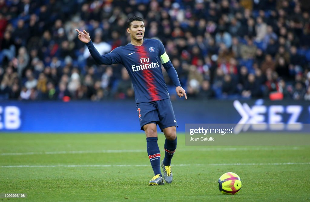Paris Saint-Germain v Girondins Bordeaux - Ligue 1 : News Photo