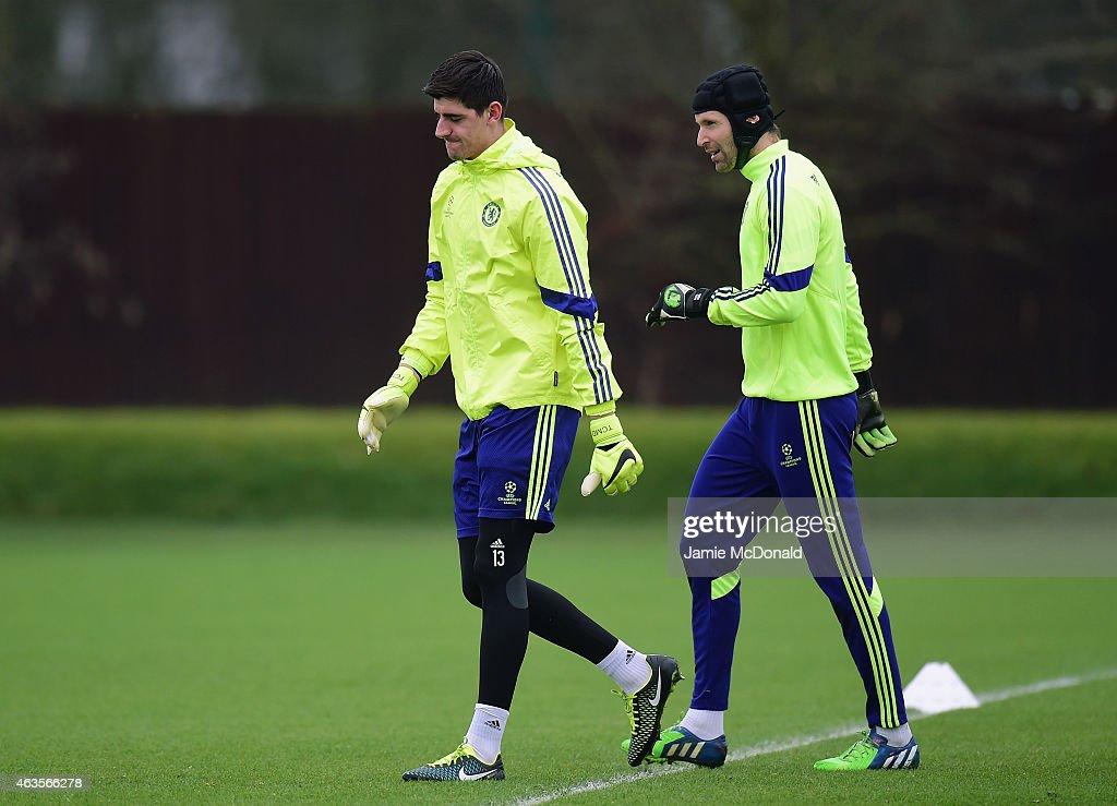 Chelsea FC Training Session : News Photo