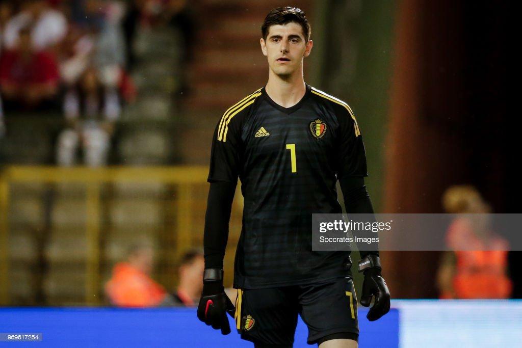Belgium  v Egypt  -International Friendly : News Photo