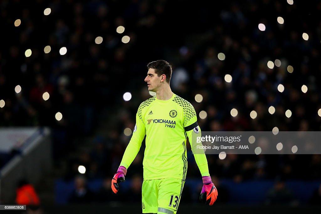 Leicester City v Chelsea - Premier League : News Photo