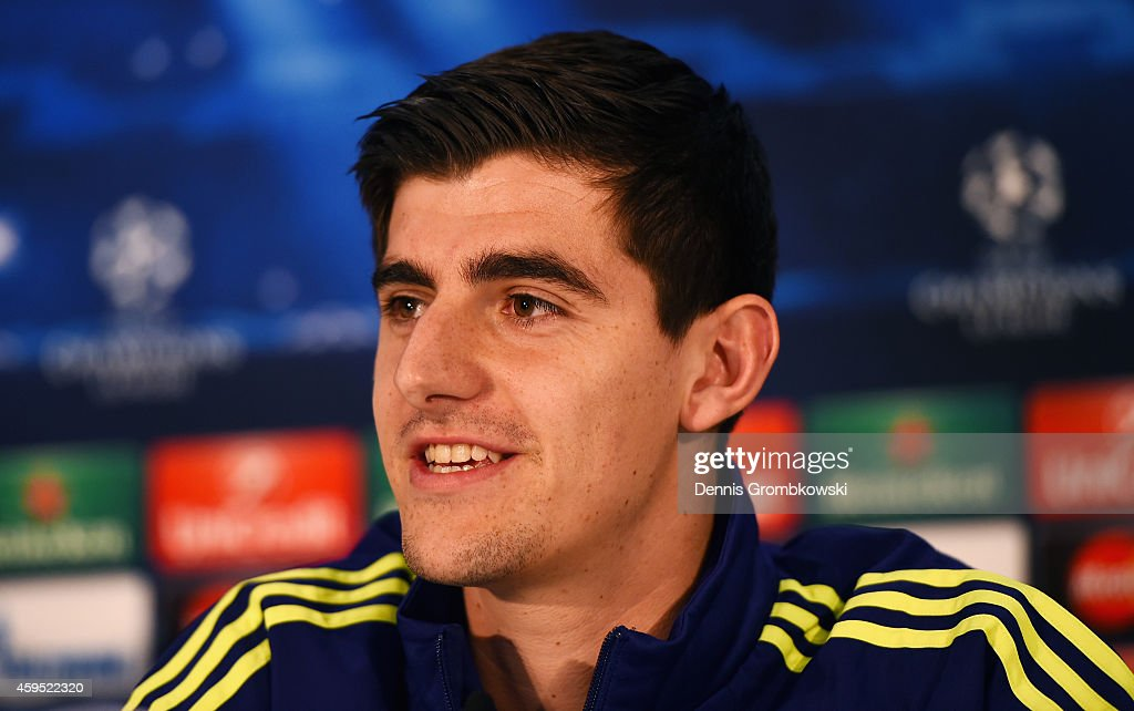 FC Chelsea Press Conference : News Photo