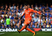 london england thibaut courtois chelsea sends