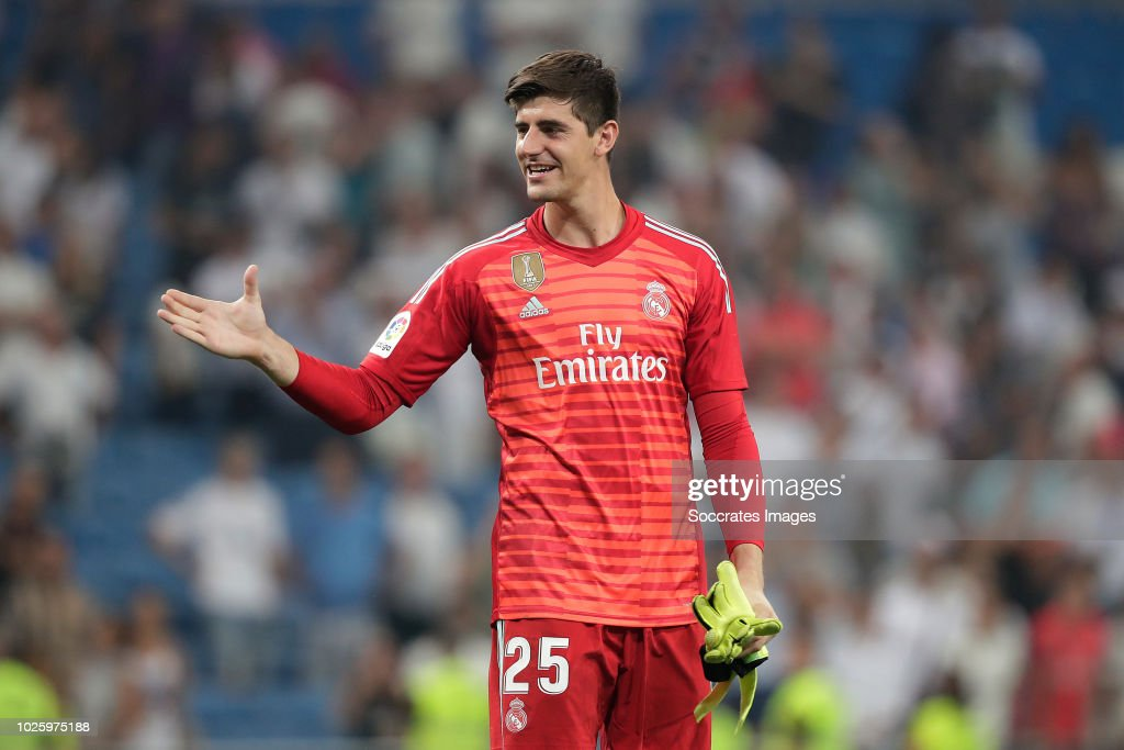 Real Madrid v Leganes - La Liga Santander : News Photo