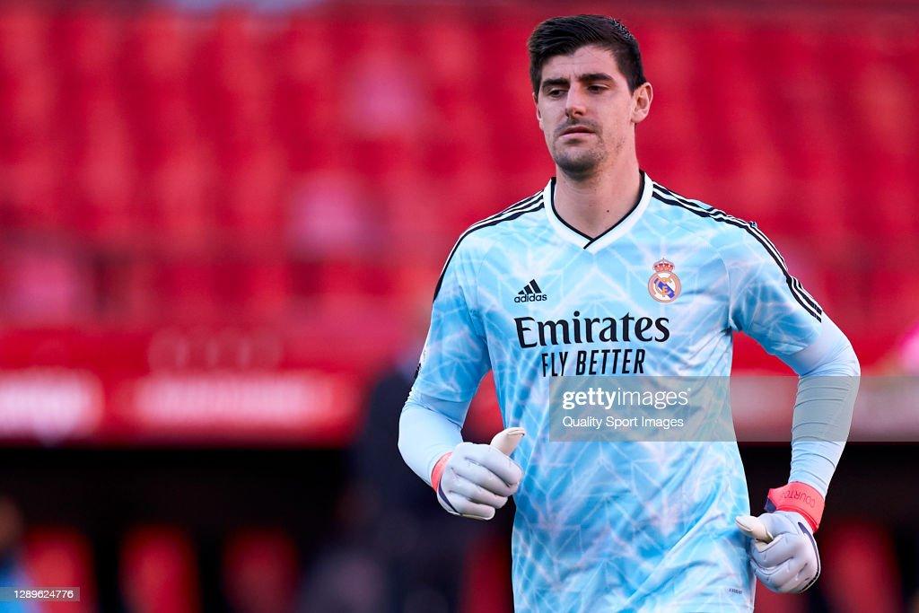 Sevilla FC v Real Madrid - La Liga Santander : Nachrichtenfoto