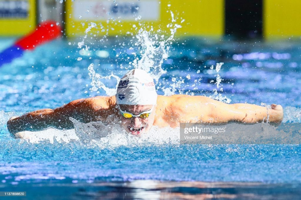 FRA: French Championship Swimming