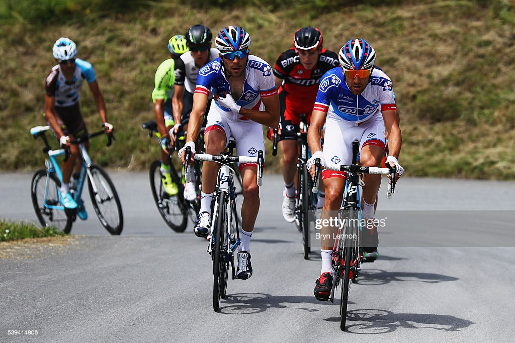 Criterium du Dauphine - Stage Six : News Photo
