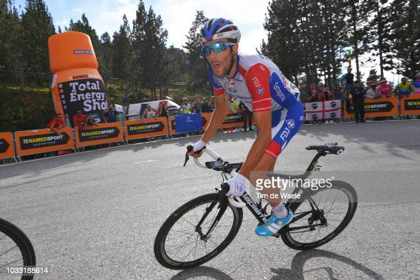 Thibaut Pinot of France and Team Groupama FDJ / during the 73rd Tour of Spain 2018, Stage 19 a 154,4km stage from Lleida to Naturlandia - Coll De La...