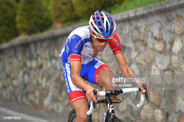 9b96c43f9 Thibaut Pinot of France and Team Groupama FDJ during the 99th Milano Torino  2018 a 200km