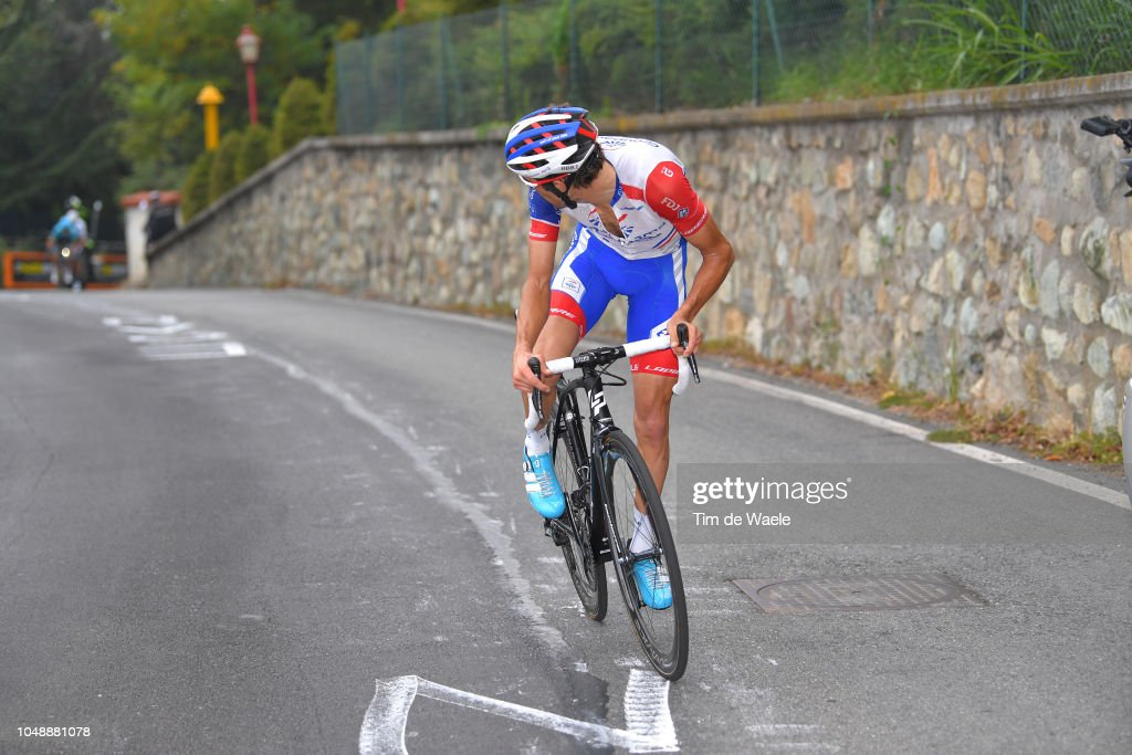 2c3eebc0b Thibaut Pinot of France and Team Groupama FDJ   during the 99th ...