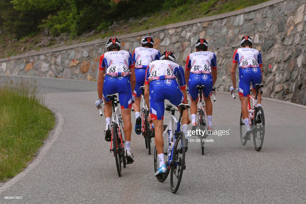 Cycling: 101st Tour of Italy 2018 / Stage 20 : News Photo