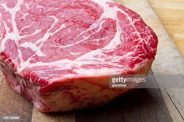 Thick Bone-In Rib Eye Steak