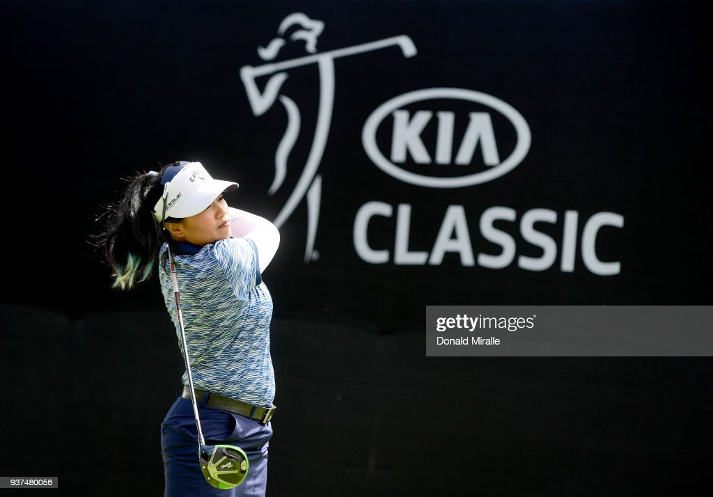 Kia Classic - Round Three