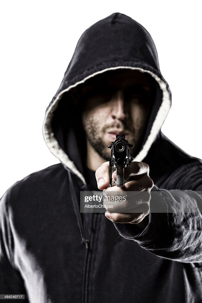 Thief : Stock Photo