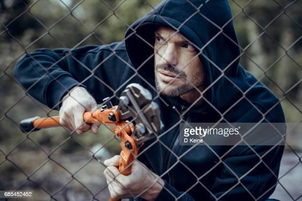 thief - prison escape stock pictures, royalty-free photos & images