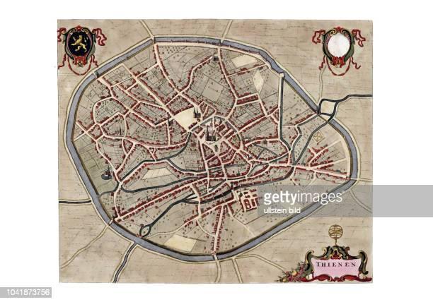 Collection de plans de fortifications et de batailles 1684-1709. Anna Beek , La Hague, 1710
