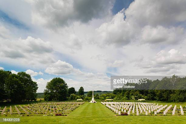 Thiepval,  France, Countryside View
